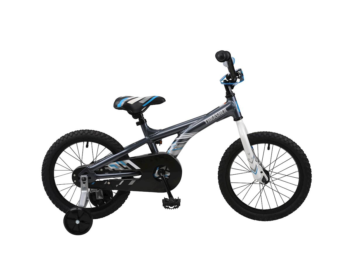 "Image 3 for Performance Thrasher 16"" Kids Bike (Dark Grey)"