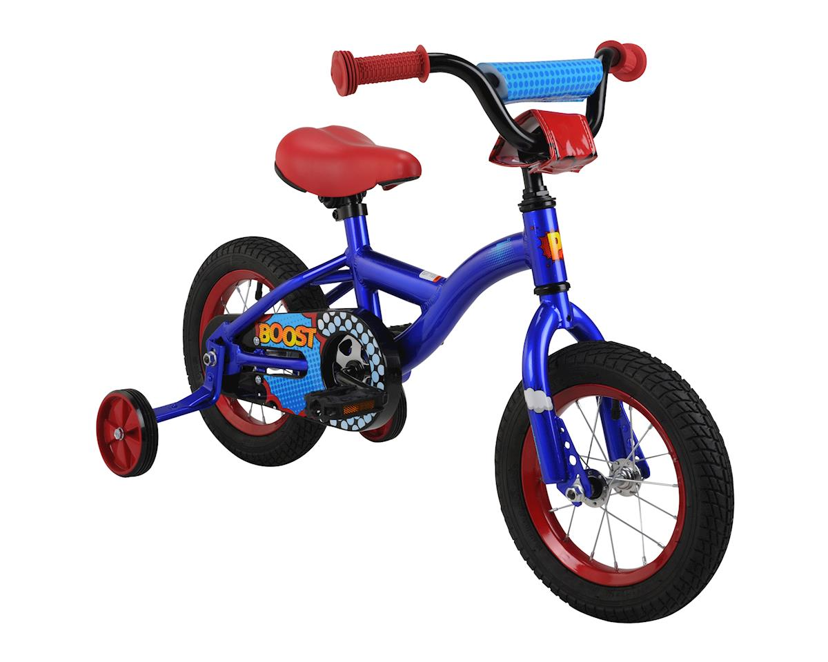 "Performance Boost 12"" Kids Bike (Blue)"