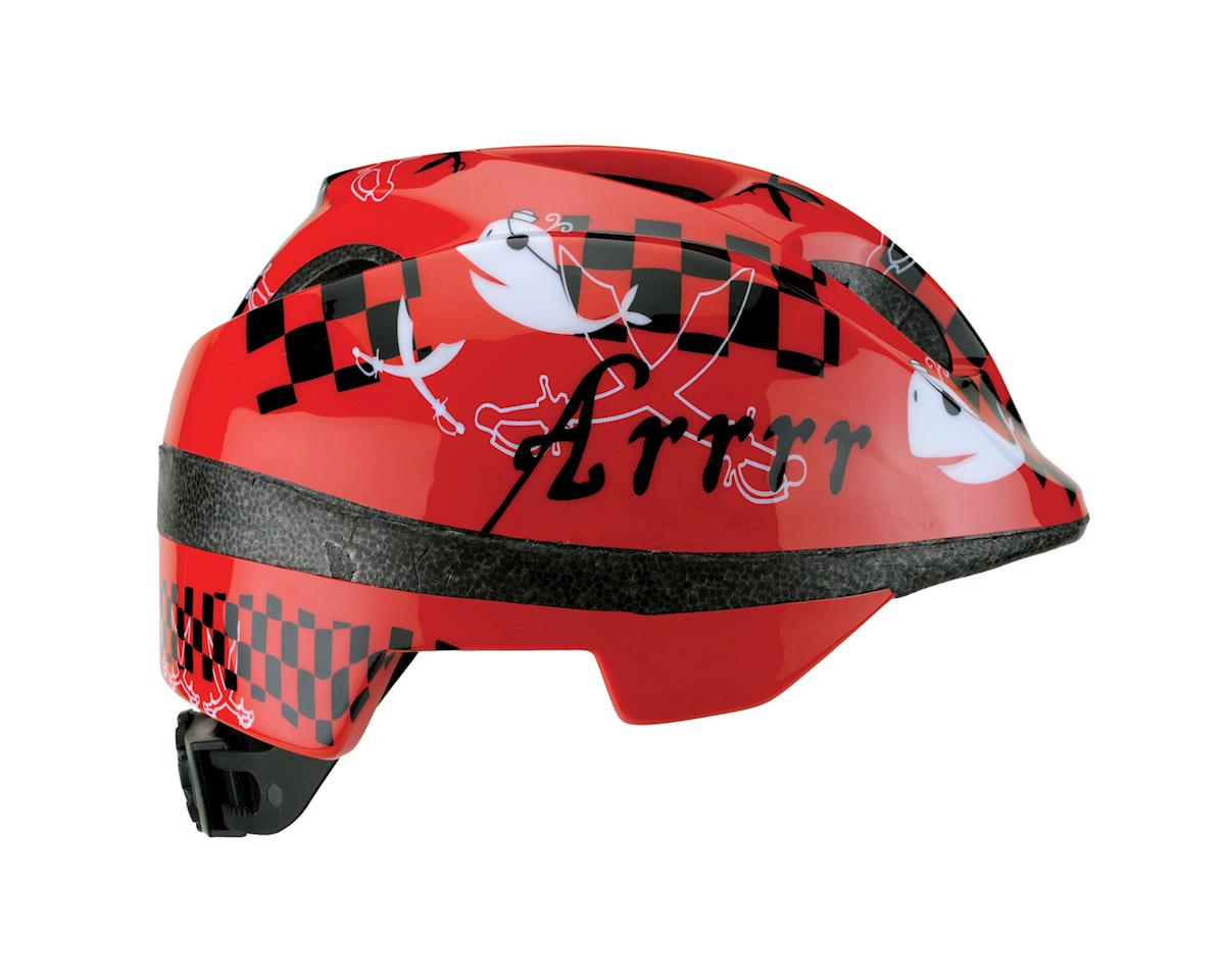 Performance Blaze Youth Helmet (Black/Red)