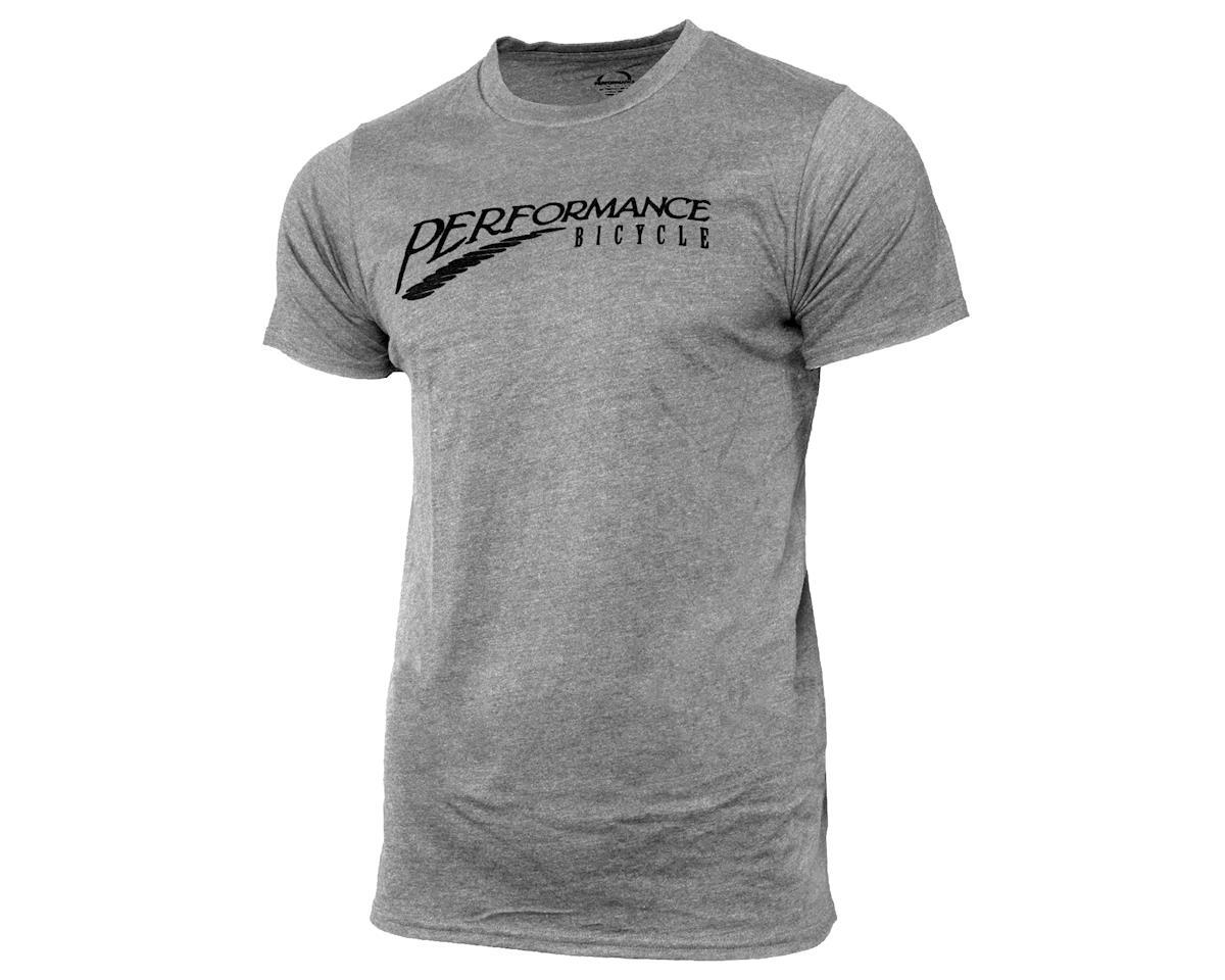 Performance Retro T-Shirt (Grey) (3XL)