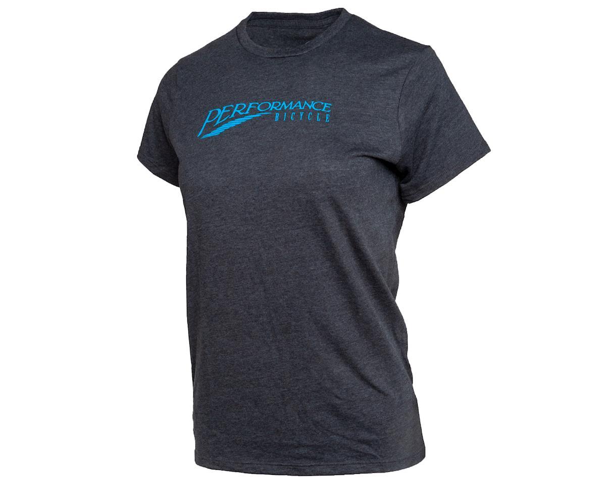 Performance Bicycle Women's Retro T-Shirt (Black) (S)