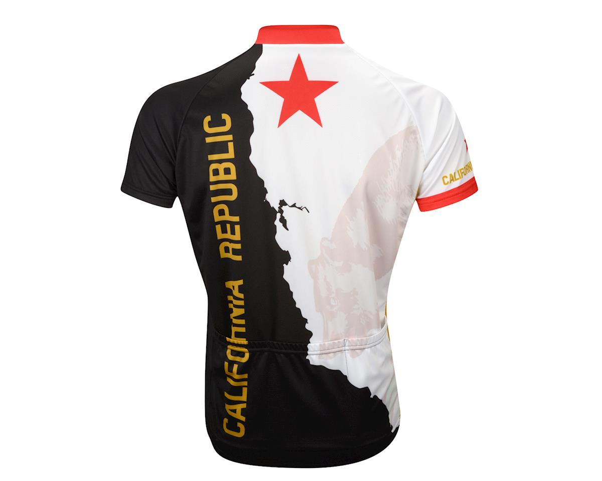 Image 2 for Performance Cycling Jersey (California) (L)