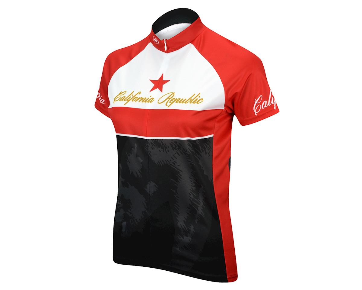 Performance Women's Cycling Jersey (California) (M)