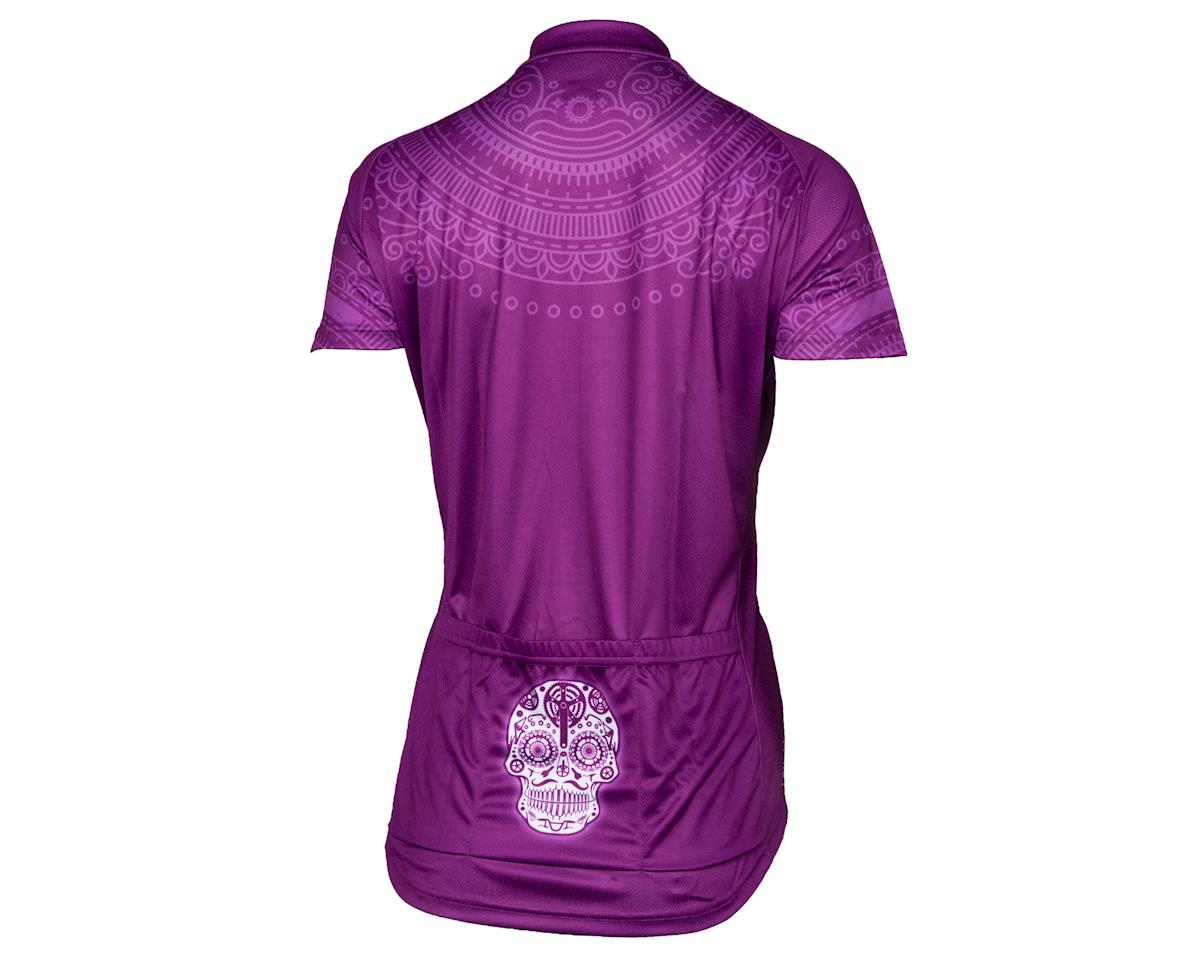 Performance Women's Cycling Jersey (Los Muertos) (XL)