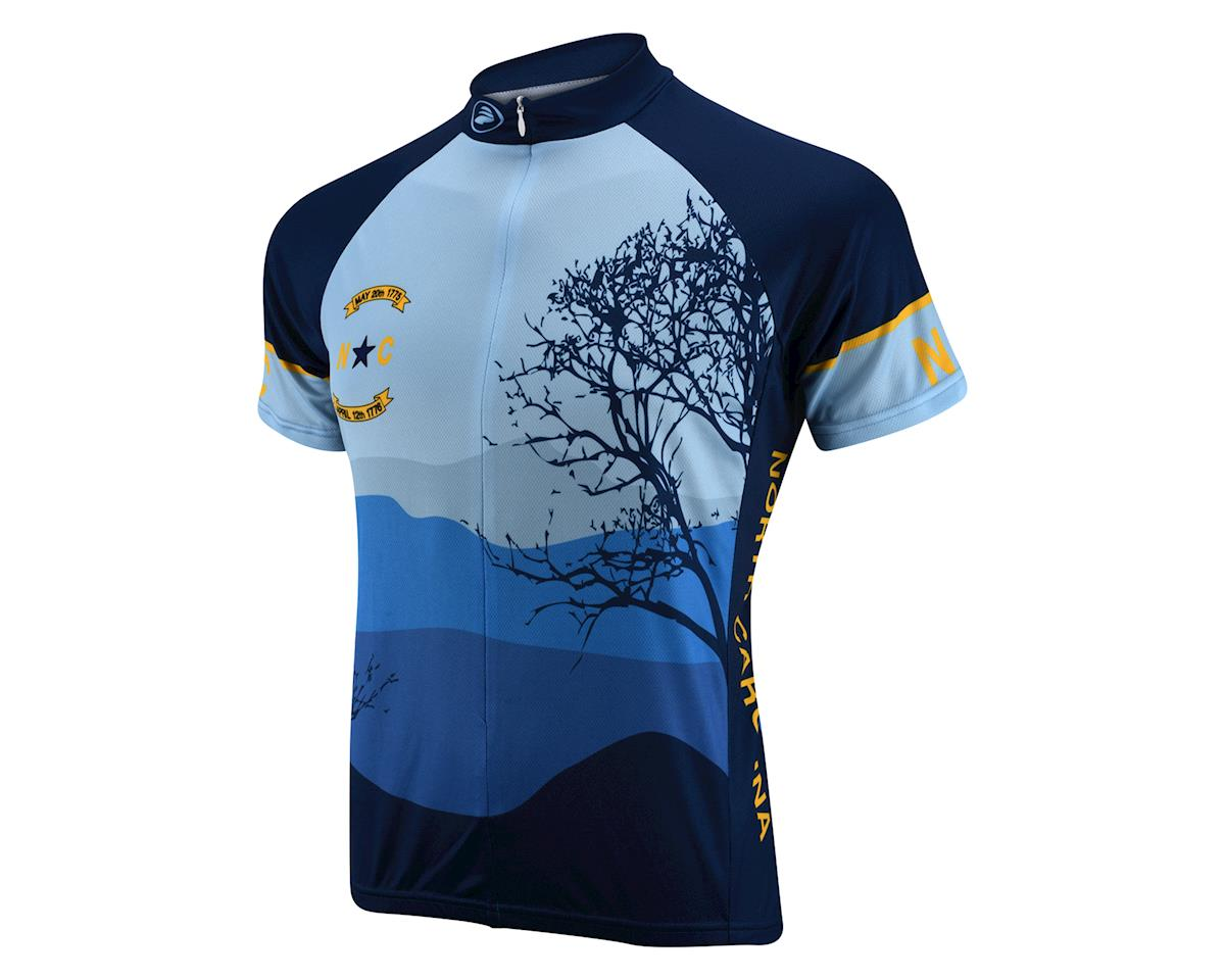 Performance Men's Cycling Jersey (North Carolina)