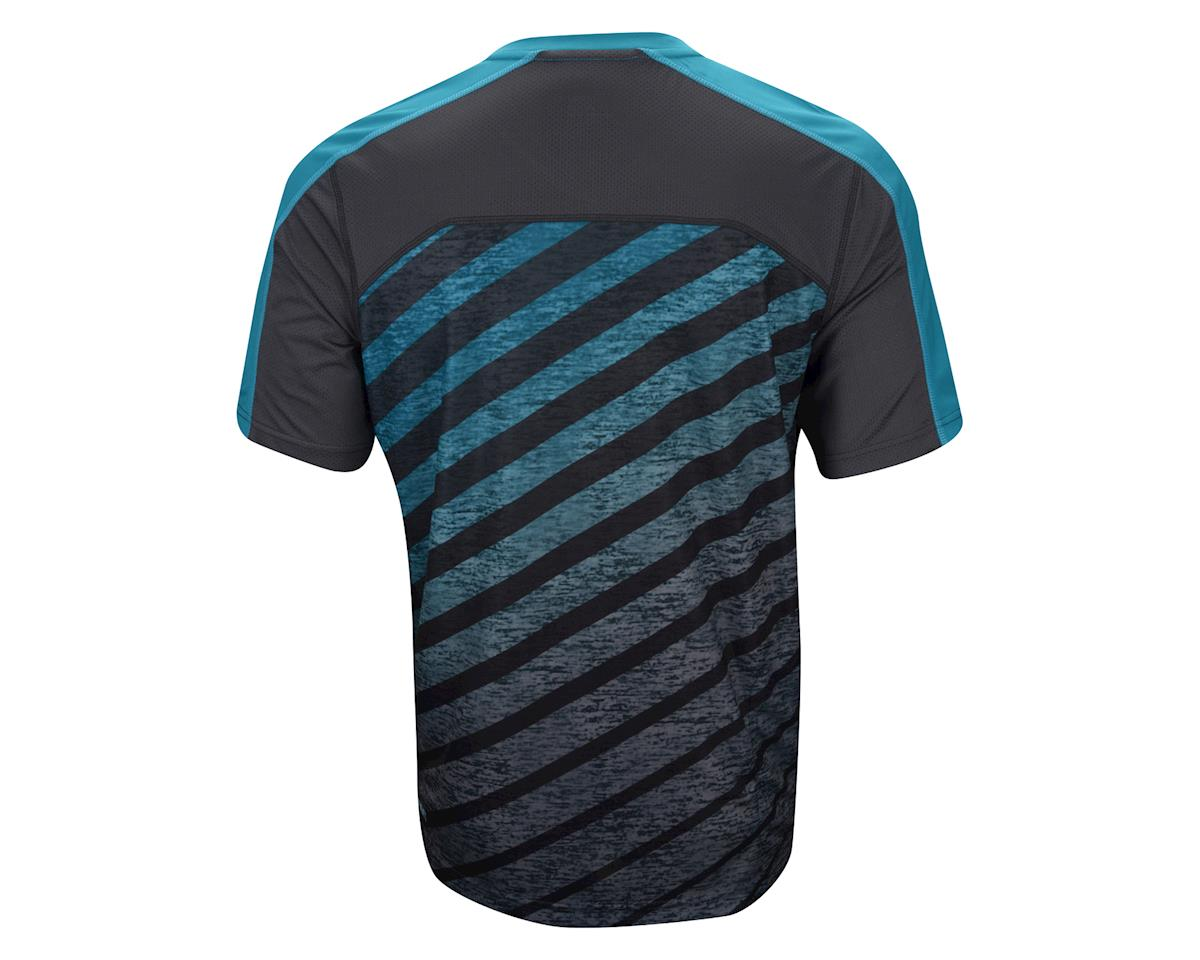 Performance Bandit Mountain Bike Short Sleeve Jersey - 2017 (Blue/Carbon) (Xxxlarge)