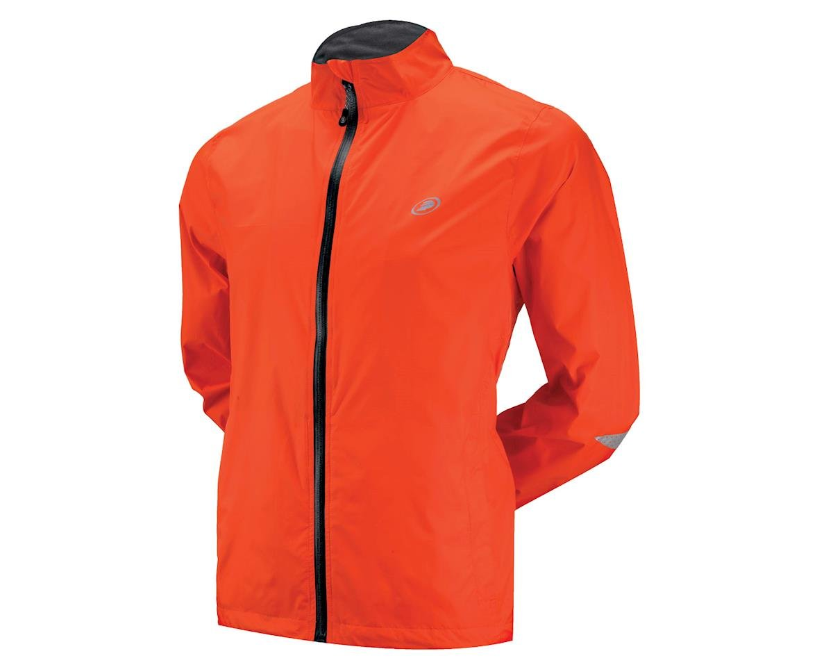 Performance Borough Rain Jacket (Hi-Vis Yellow) (Small)
