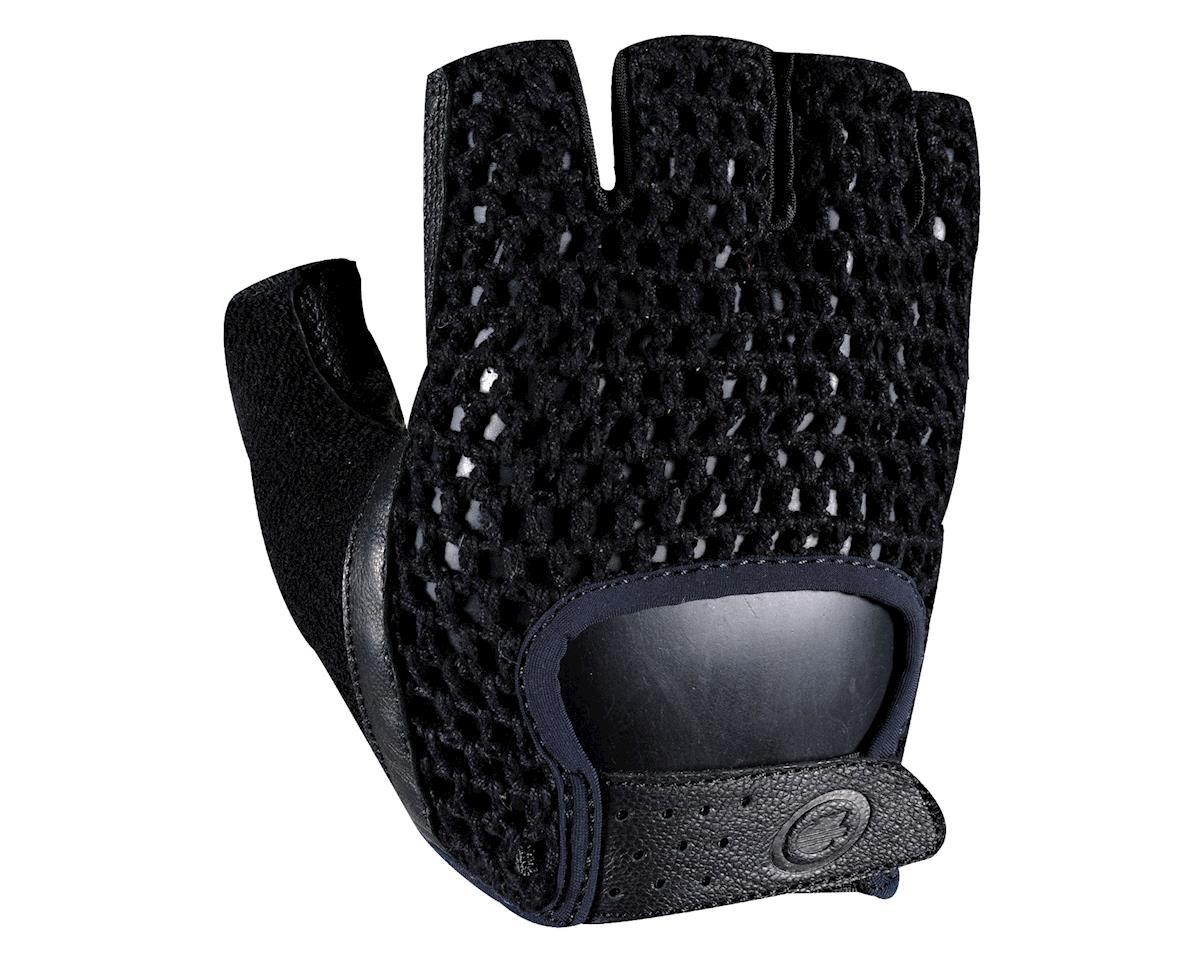 Performance Crochet Gloves (Black) (Xxlarge)