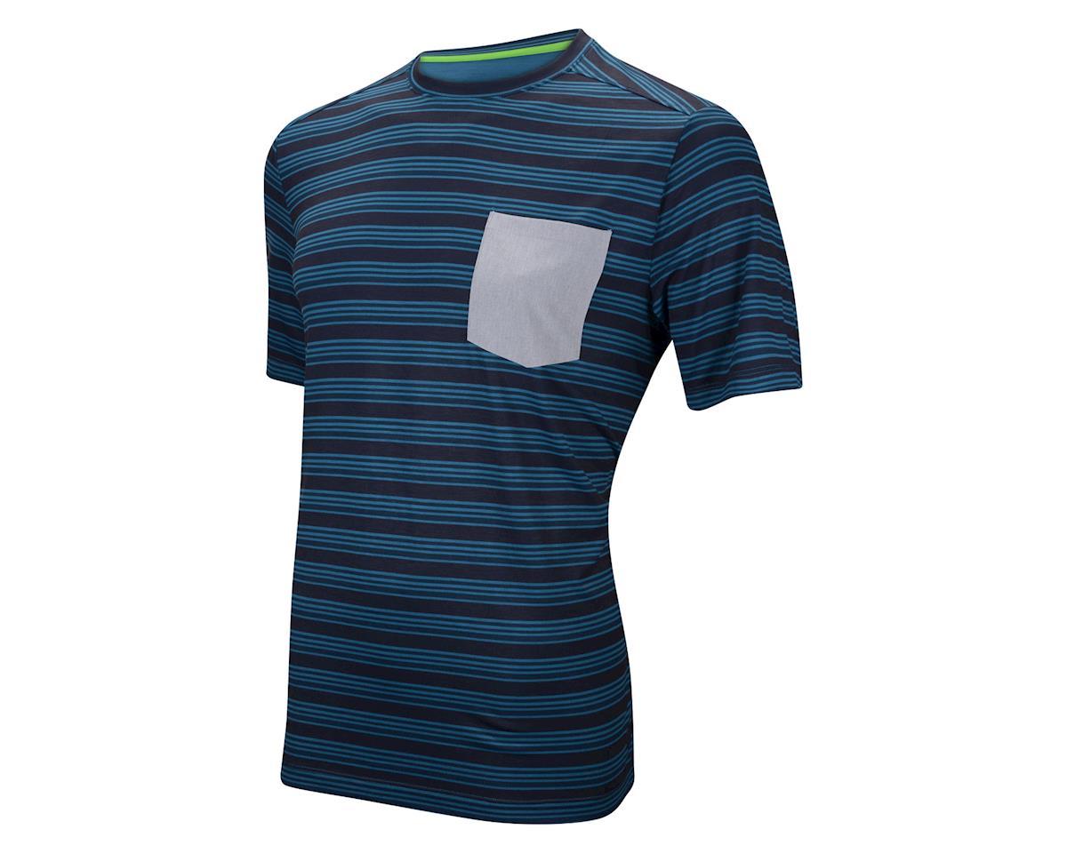 CHCB Hyland Crew Short Sleeve Jersey (Teal Bl) (Xxxlarge)