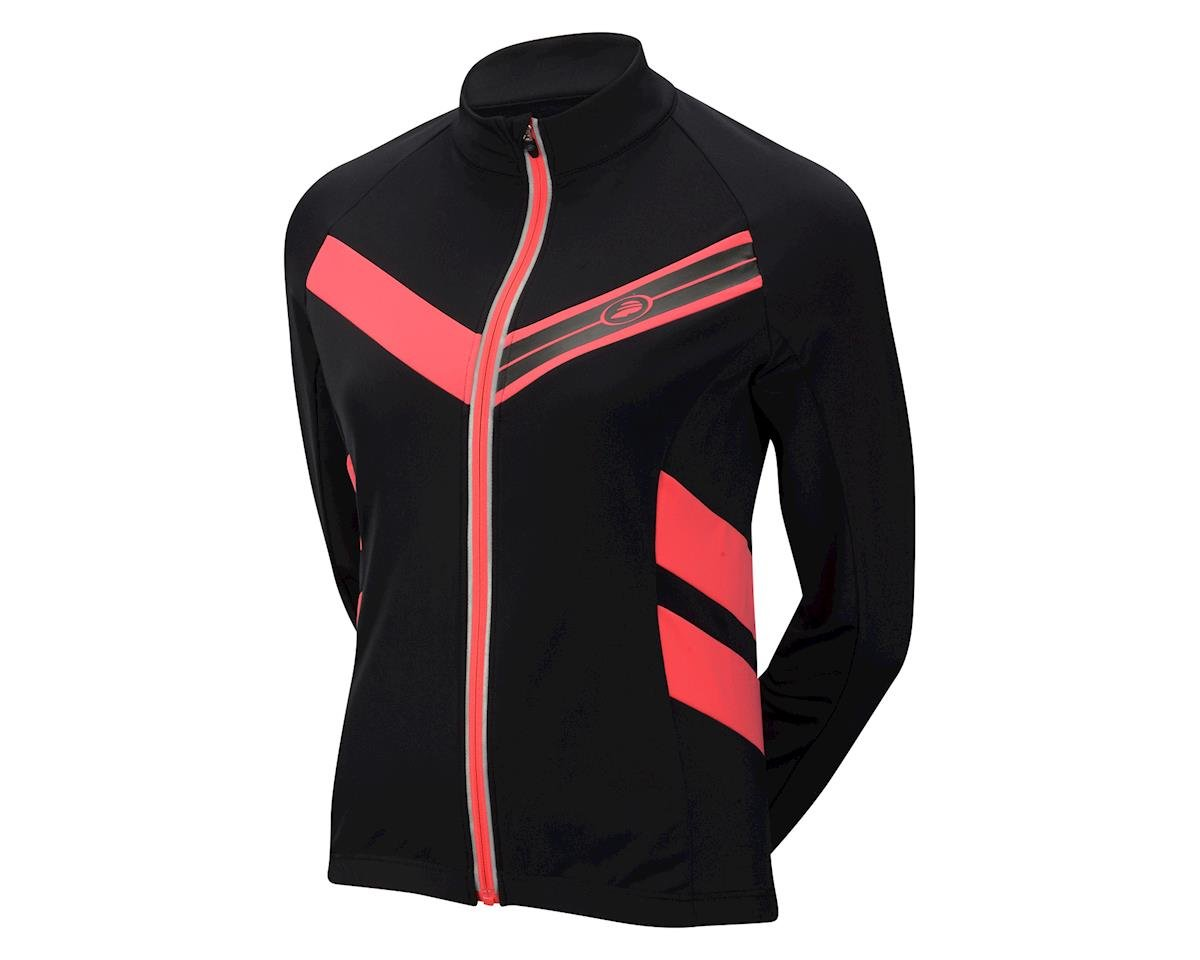 Performance Women's Elite Neve Thermal Jersey (Black/Pink) (Xxlarge)