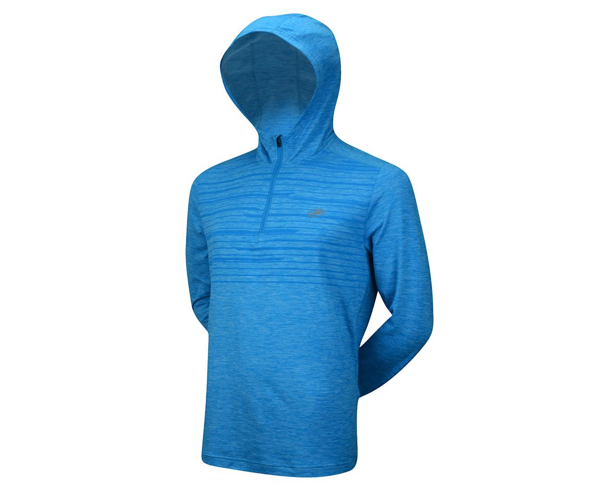 Performance Sport Pullover Hoody (Blue) (Xxlarge)