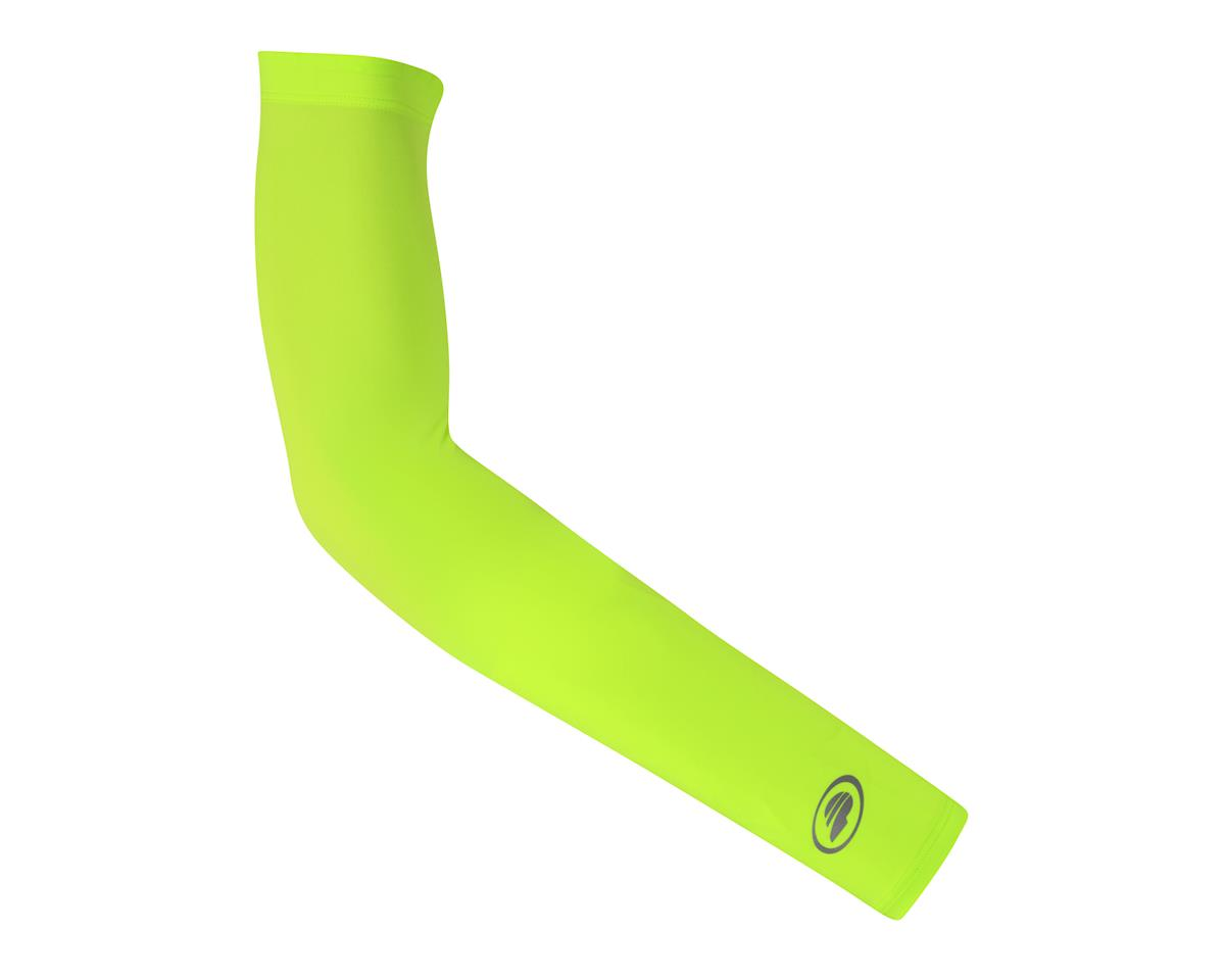 Performance Sun Sleeves (Hi-Vis Yellow) (S)