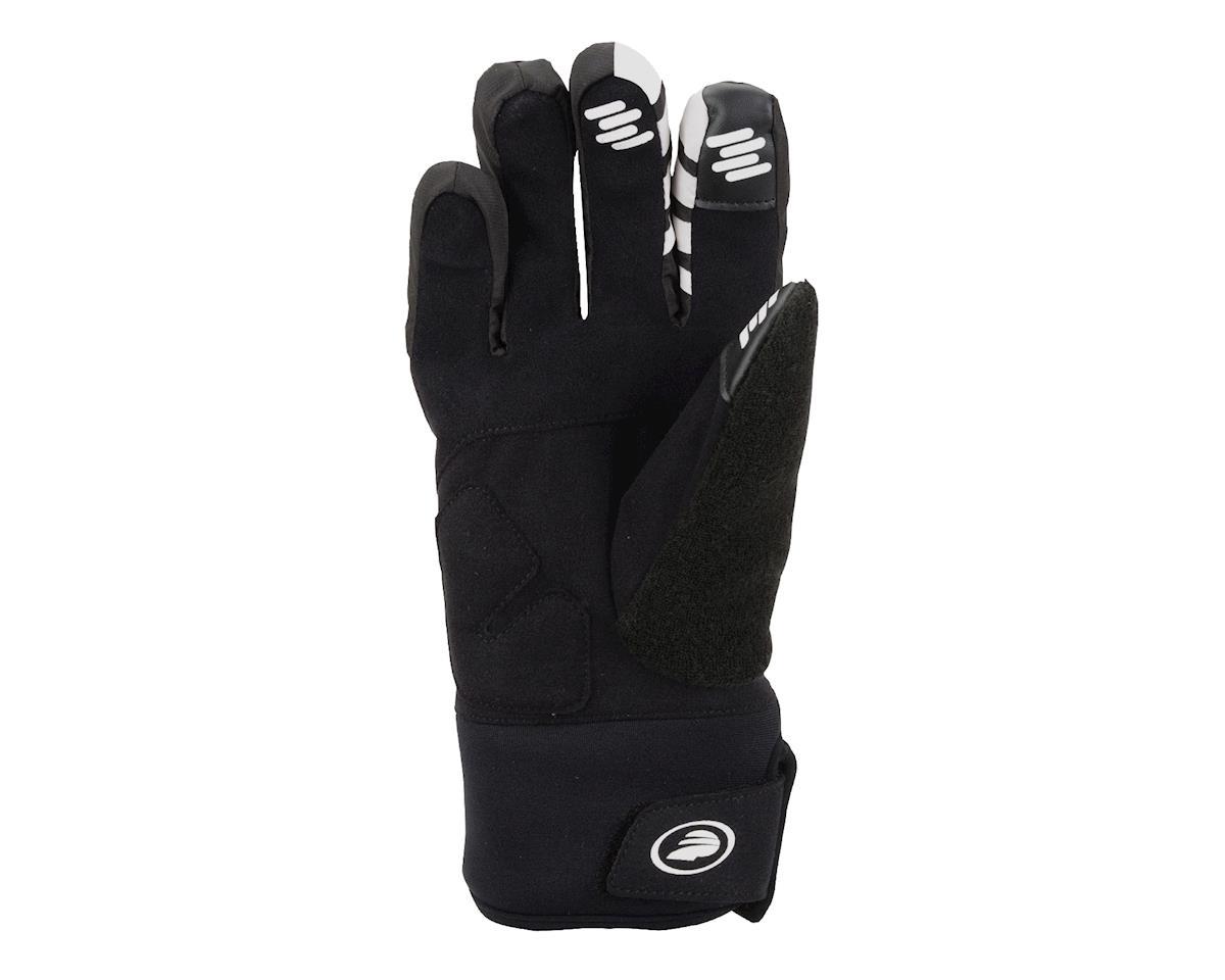 Performance Tok Weatherproof Full Finger Gloves (Black) (Large)