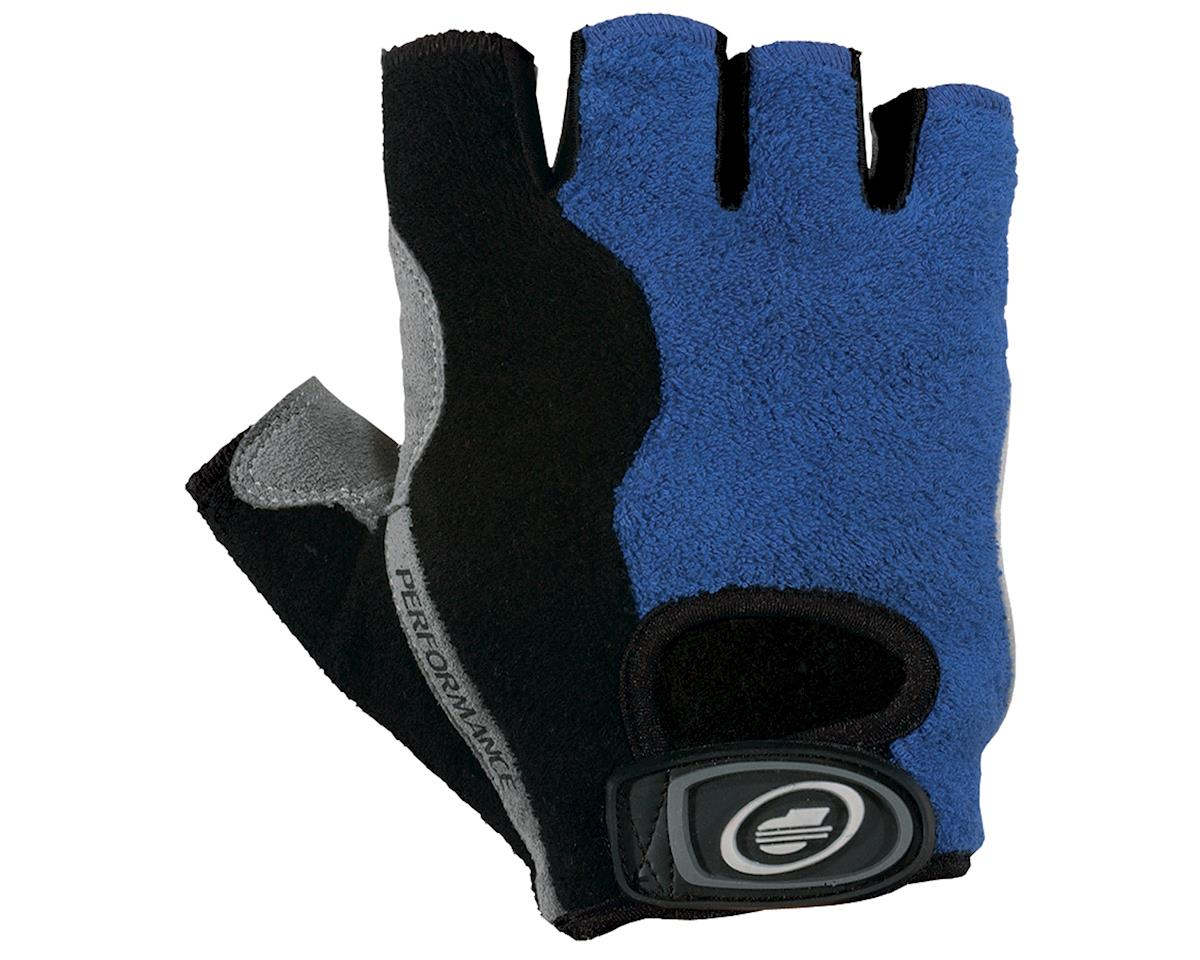 Image 1 for Performance Terry Gloves (Red) (Xlarge)
