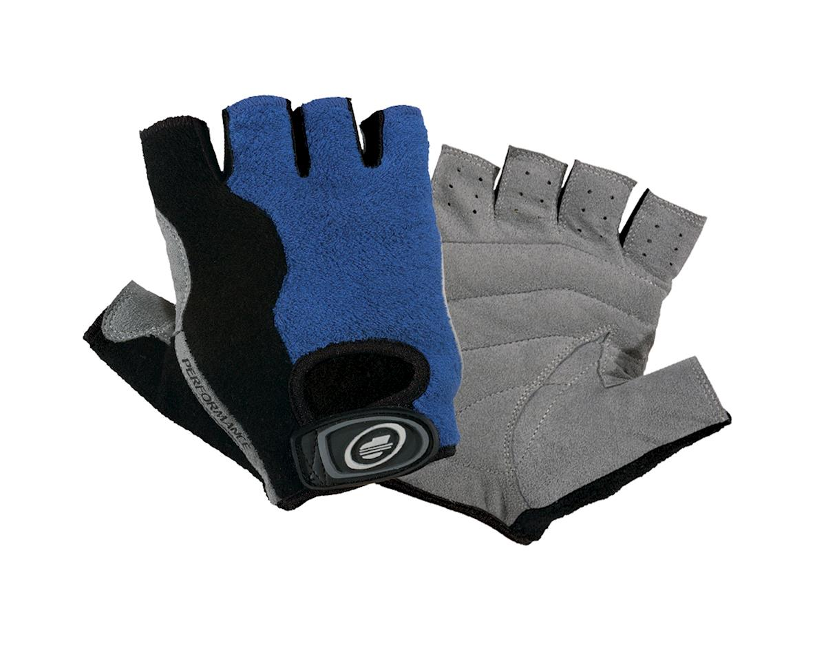 Image 2 for Performance Terry Gloves (Red) (Xlarge)