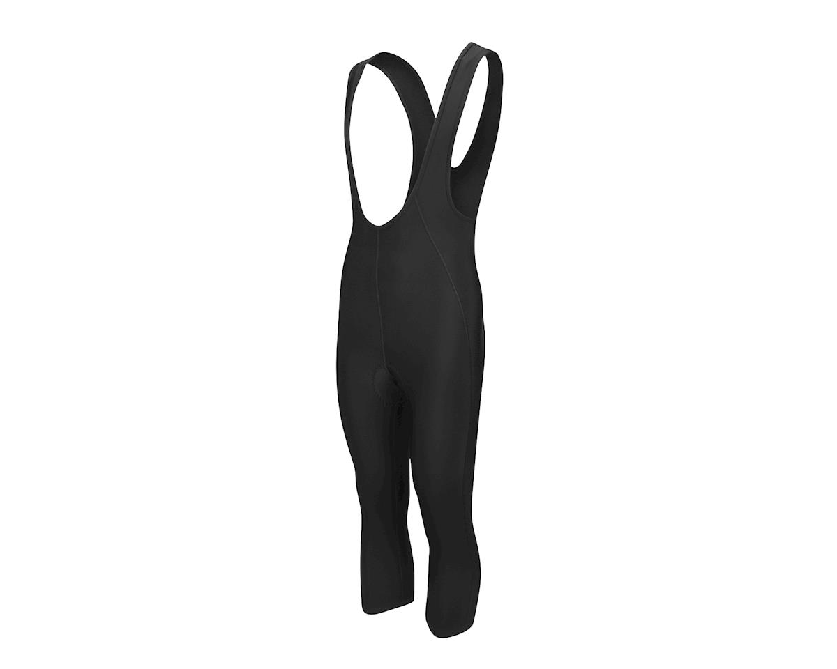 Performance Men's Thermal Flex Bib Knickers (Black) (L)