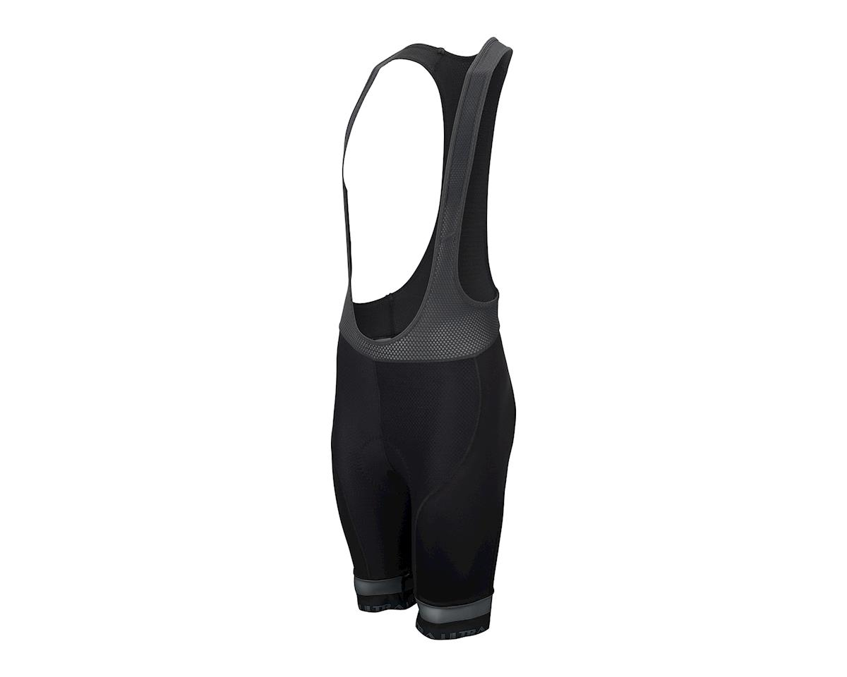 Performance Ultra Bib Shorts (Black/Charcoal) (XL)