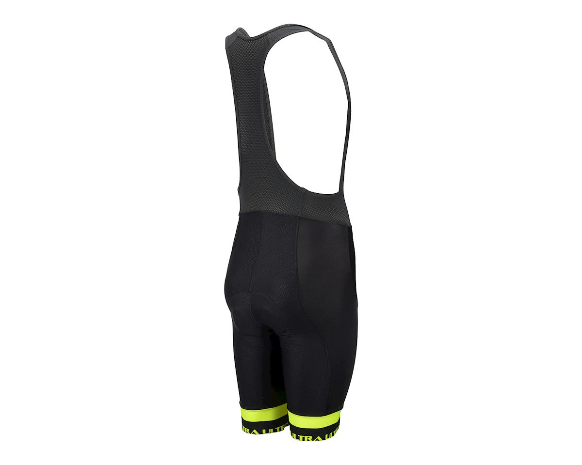 Image 2 for Performance Ultra Bib Shorts (Black/Yellow) (XL)