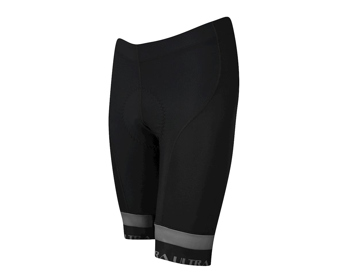 Performance Ultra Shorts (Black/Charcoal) (XL)