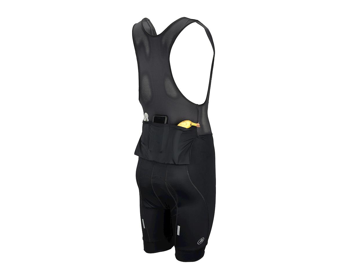 Performance Utility Bib Shorts (Black) (M)