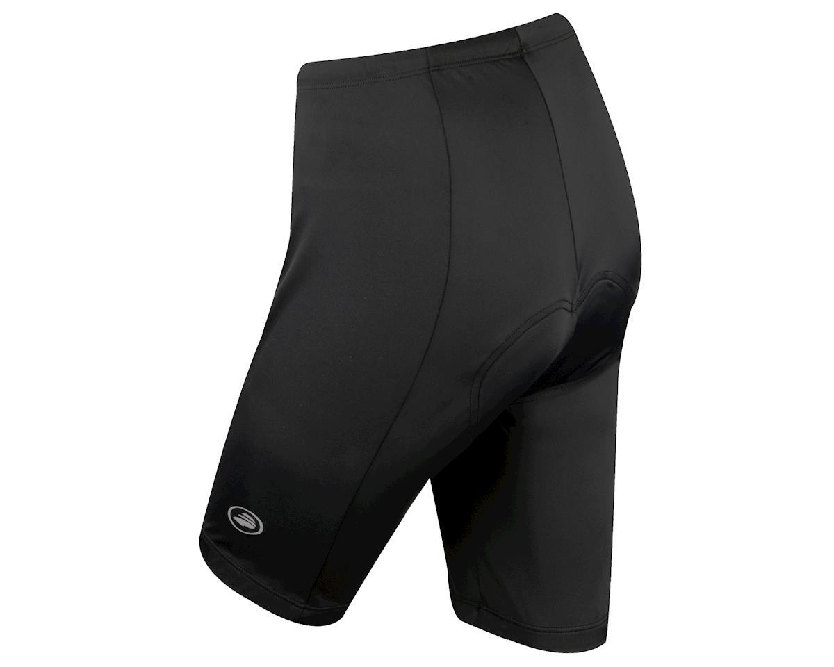 Performance Women's Club II Shorts (Black) (3XL)