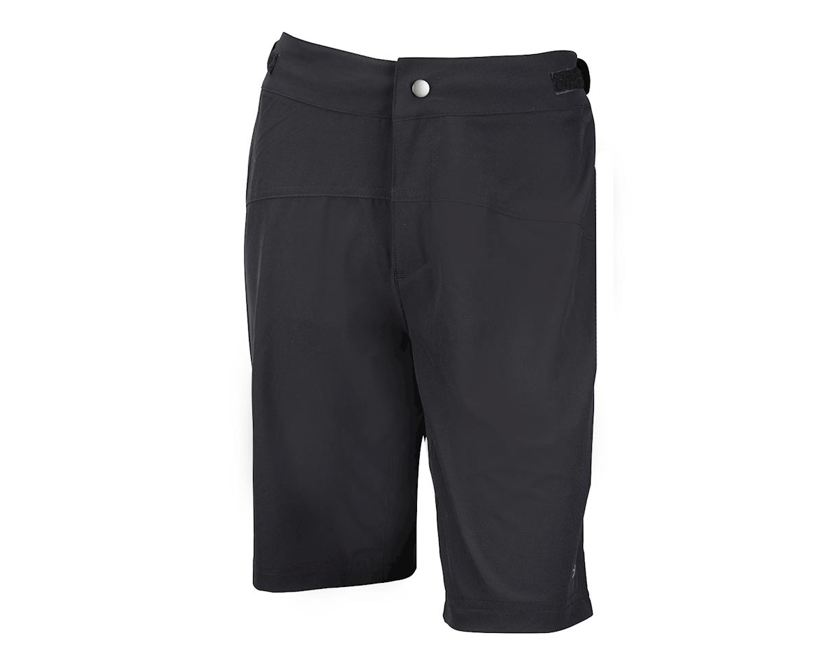 Performance Women's Nevado II Shorts (Black) (Large)
