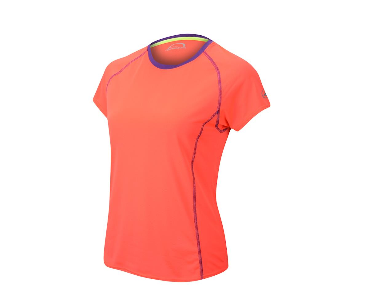 Performance Women's Sport Active Tee (Coral) (Xxlarge)