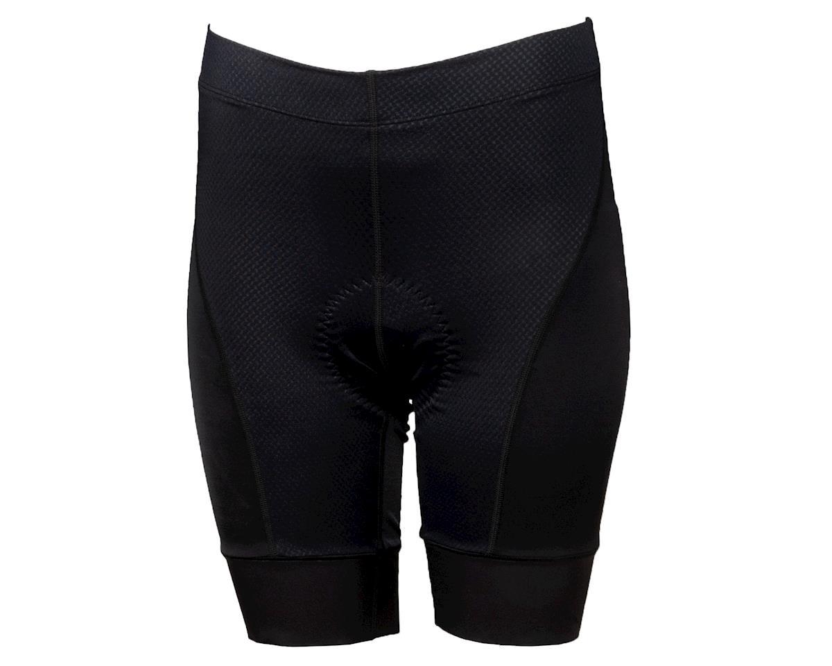 Performance Women's Ultra Stealth LTD Shorts (Black) (L)