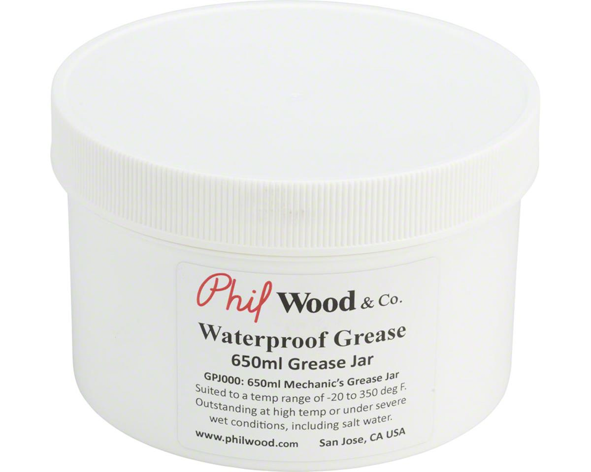 Waterproof Grease Tub: 22.5oz