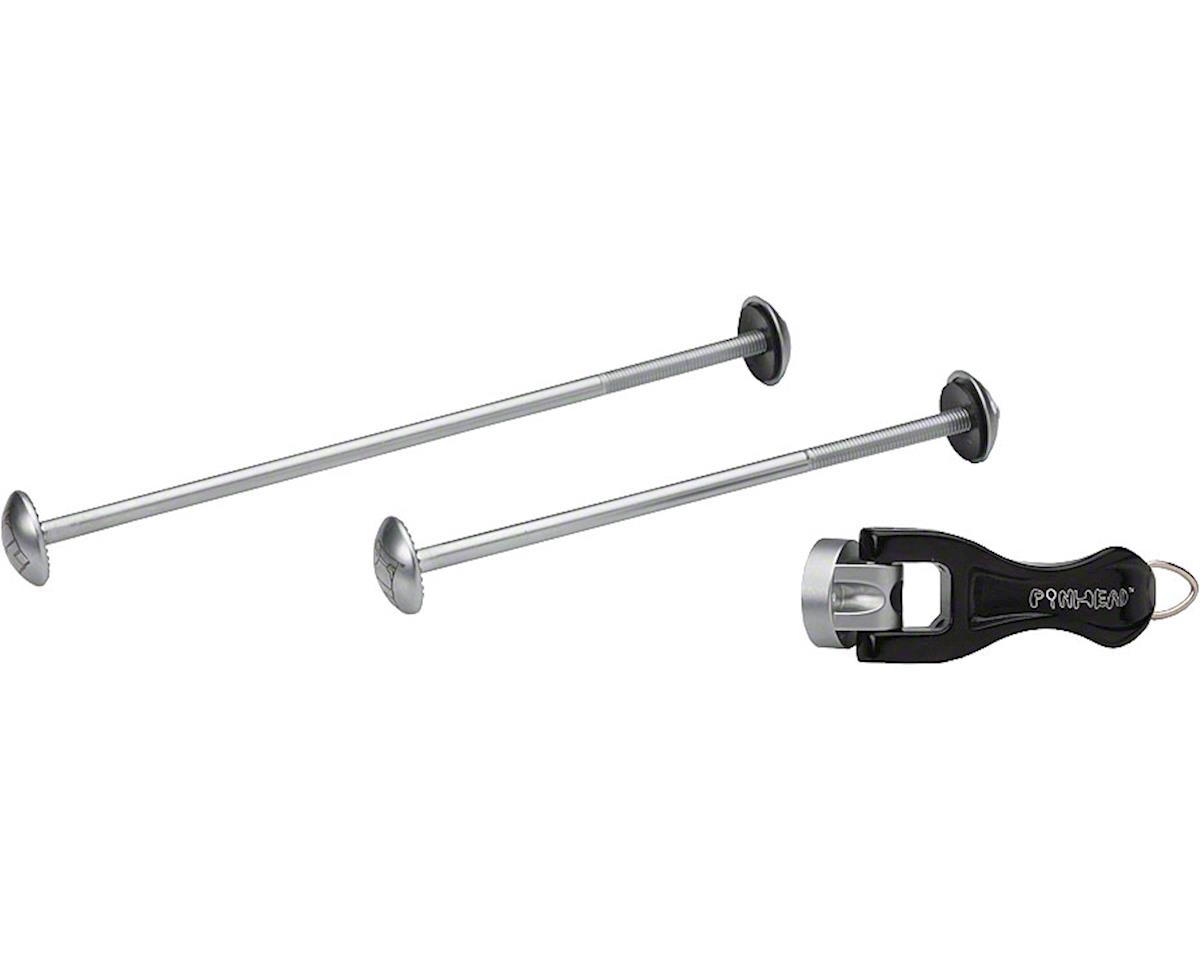 Pinhead 2-Pack Lockset (Wheel Skewer Set)