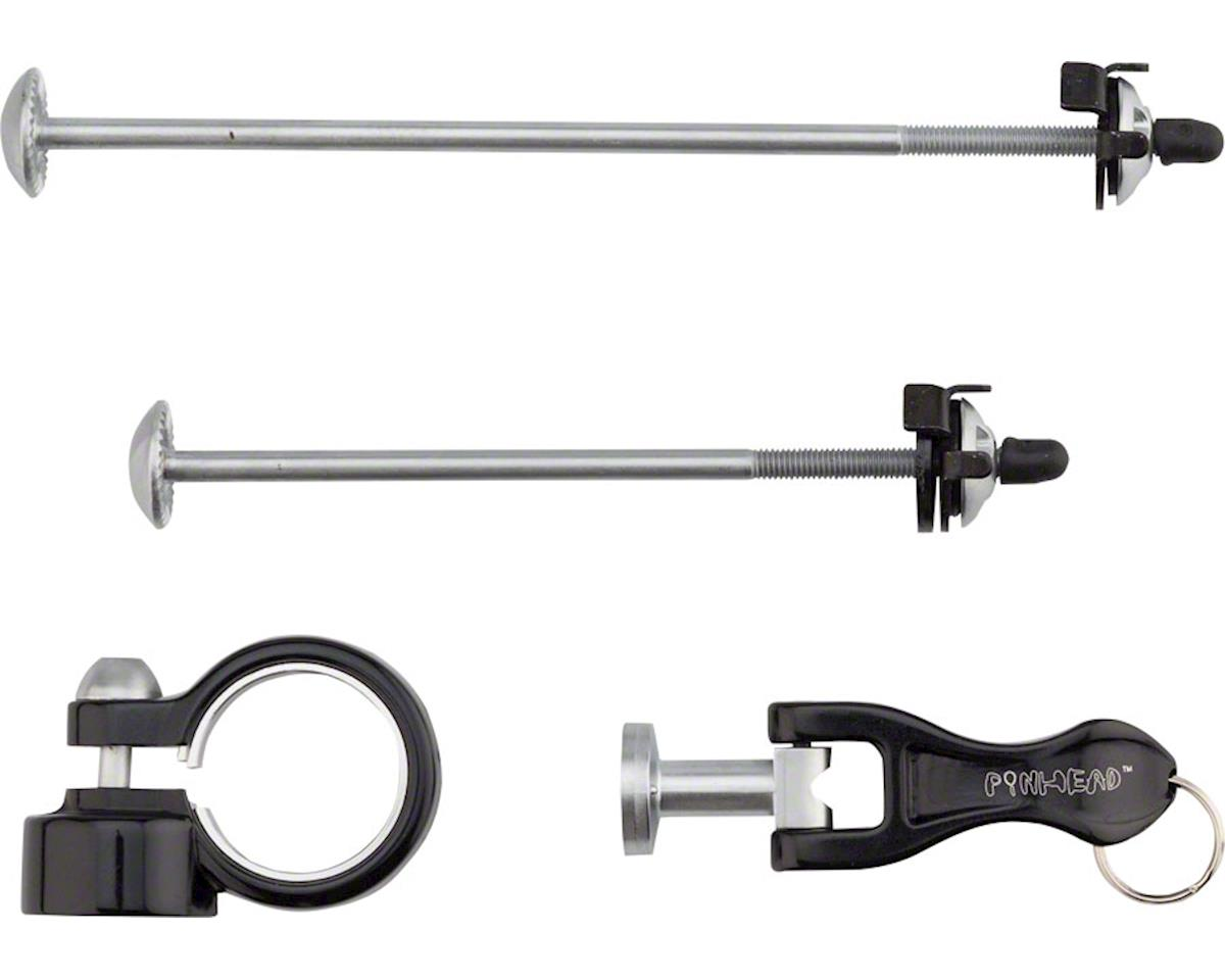 Pinhead 3-Pack Lockset (Wheel Skewer Set) (Seat)