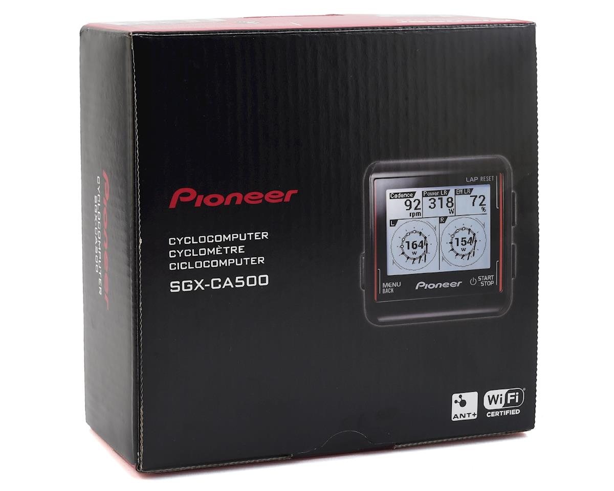 Image 3 for Pioneer SGX-CA500 Cycle Computer (Black)
