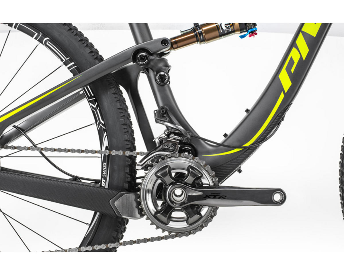 Pivot MACH 429SL 29er Carbon Full Suspension Mountain Bike (2015) (Green)