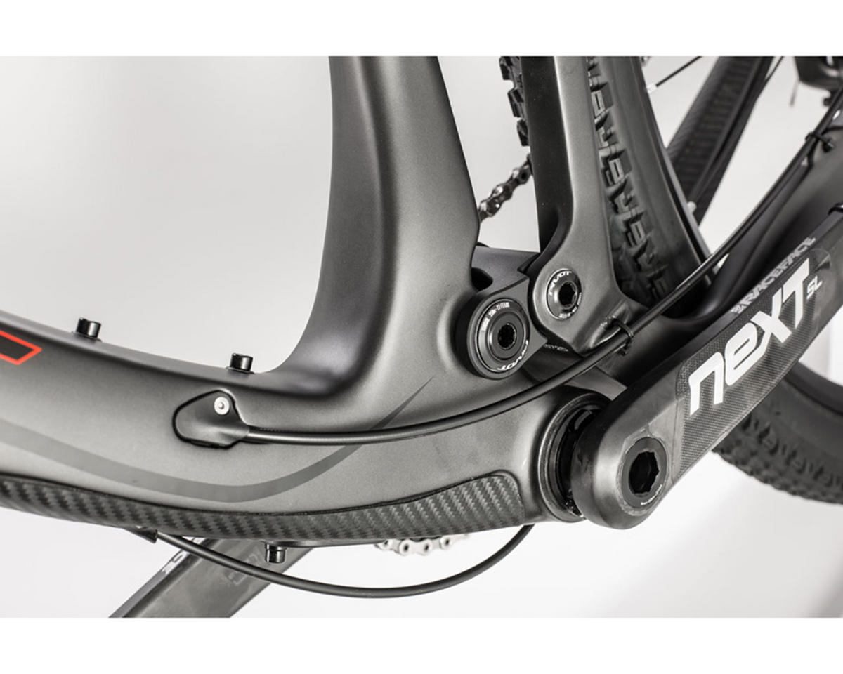 Pivot MACH 429SL 29er Carbon Full Suspension Mountain Bike (2015) (Red)