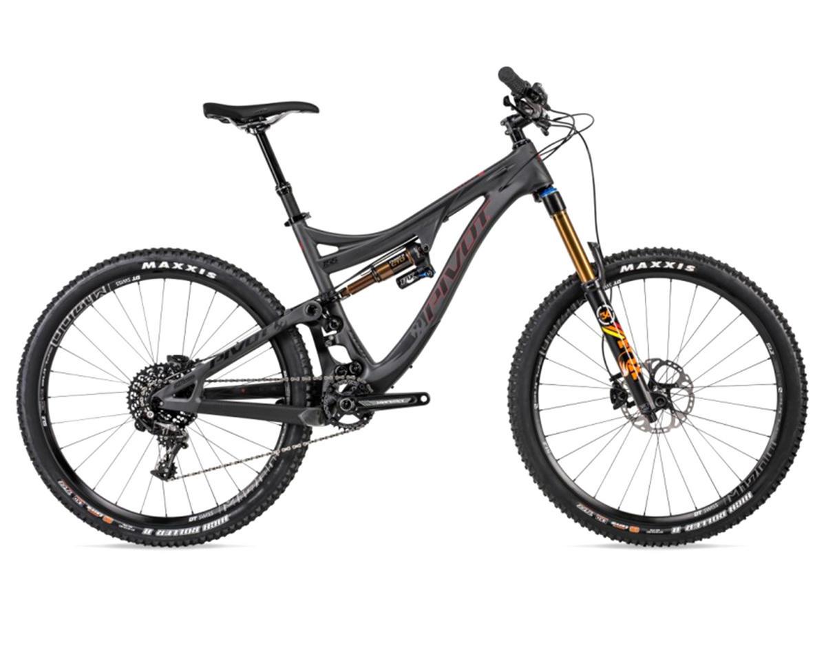 Pivot MACH 6 27.5 Carbon Full Suspension Mountain Bike (2015) (Black)