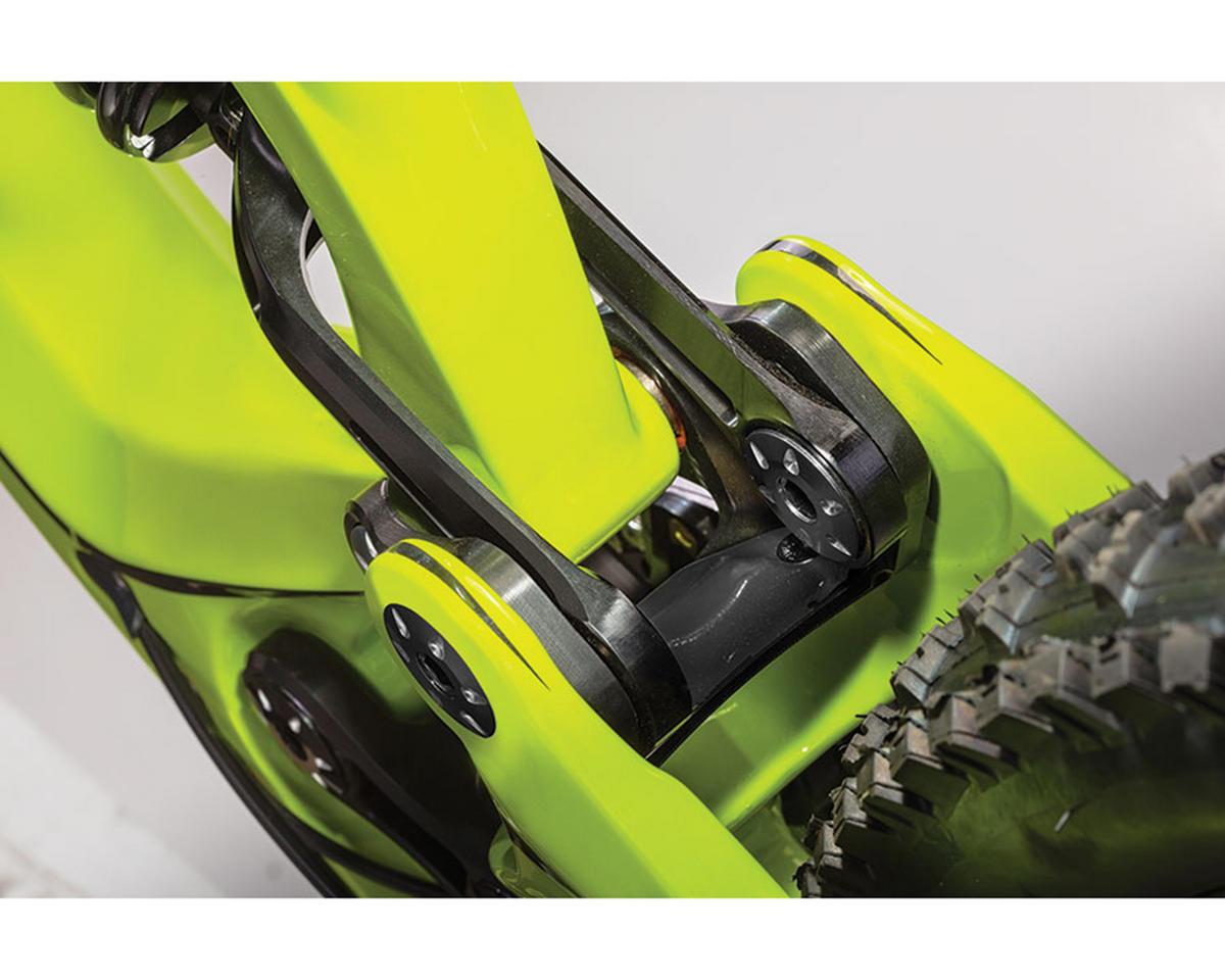 Pivot Phoenix 27.5 Carbon Full Suspension Mountain Bike (2015) (Green)