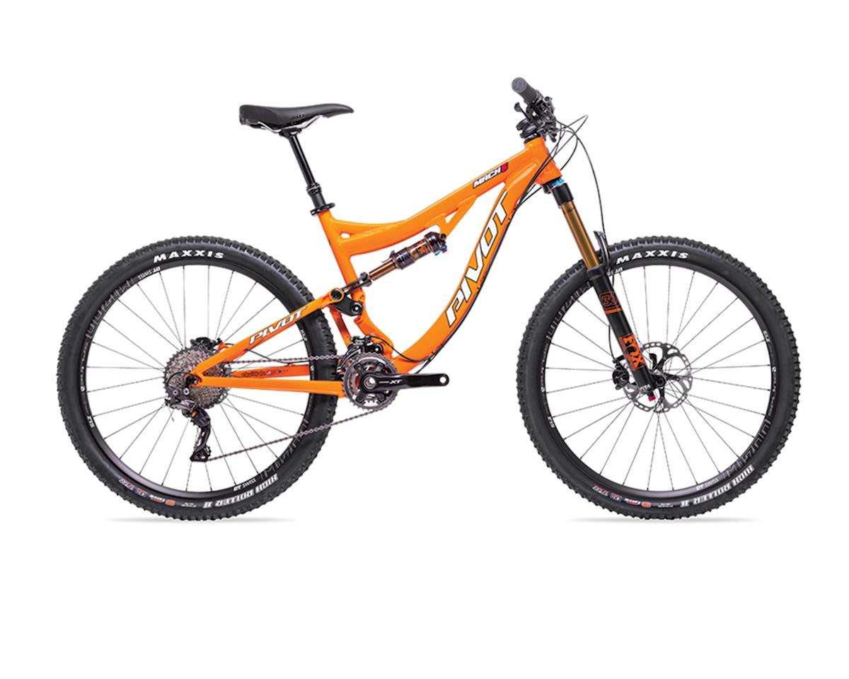 Pivot 2017 Mach 6 Aluminum (XT/SLX Build) (Orange) (M)