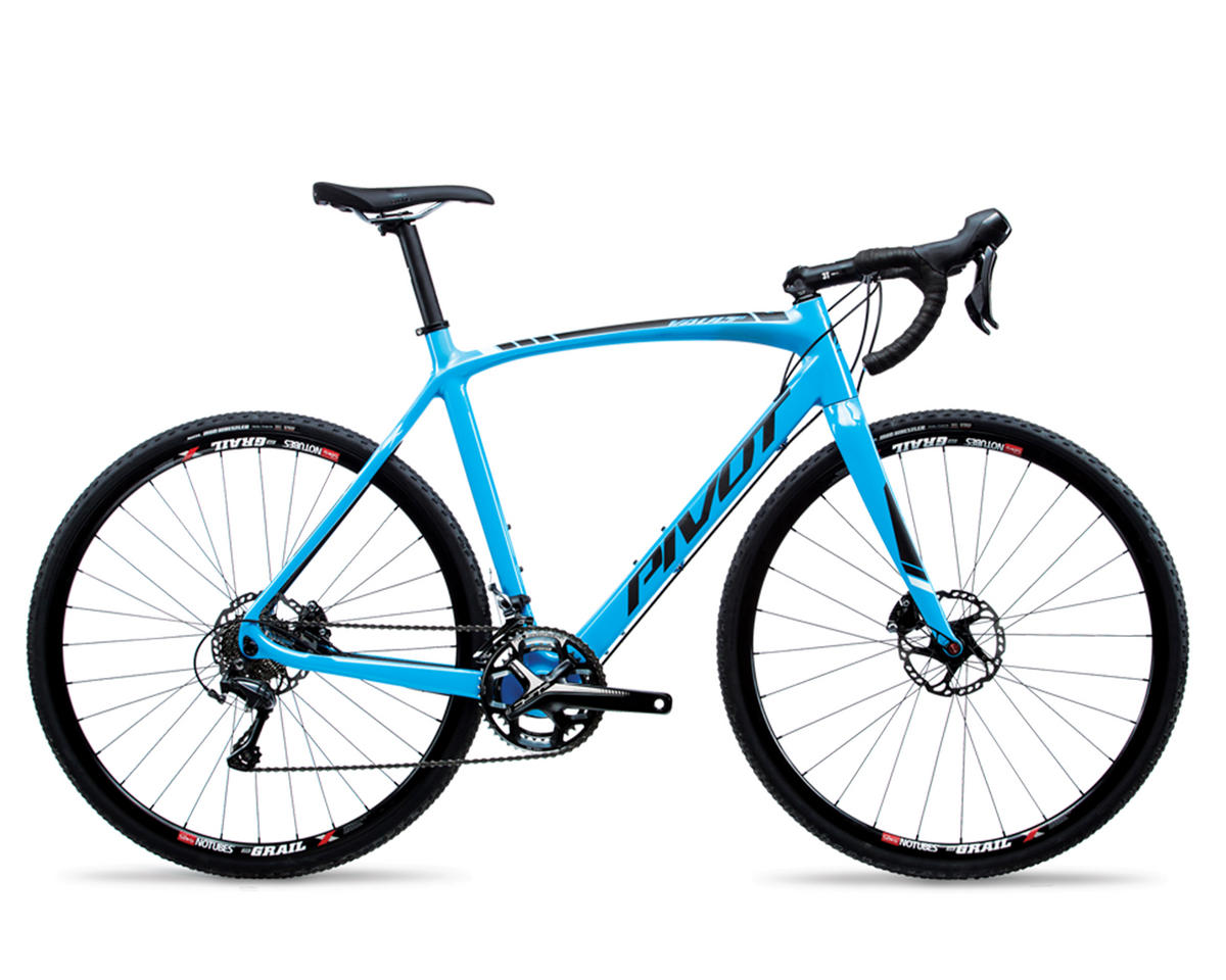 Pivot Vault Carbon Cyclocross/Gravel Road Bike (2017)