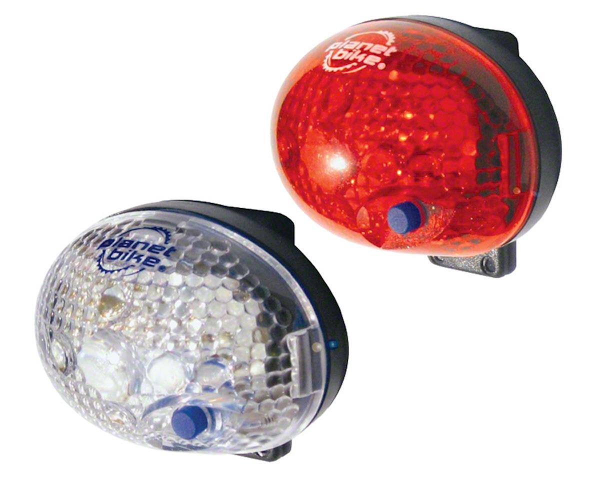 Planet Bike Blinky Headlight & Taillight Set