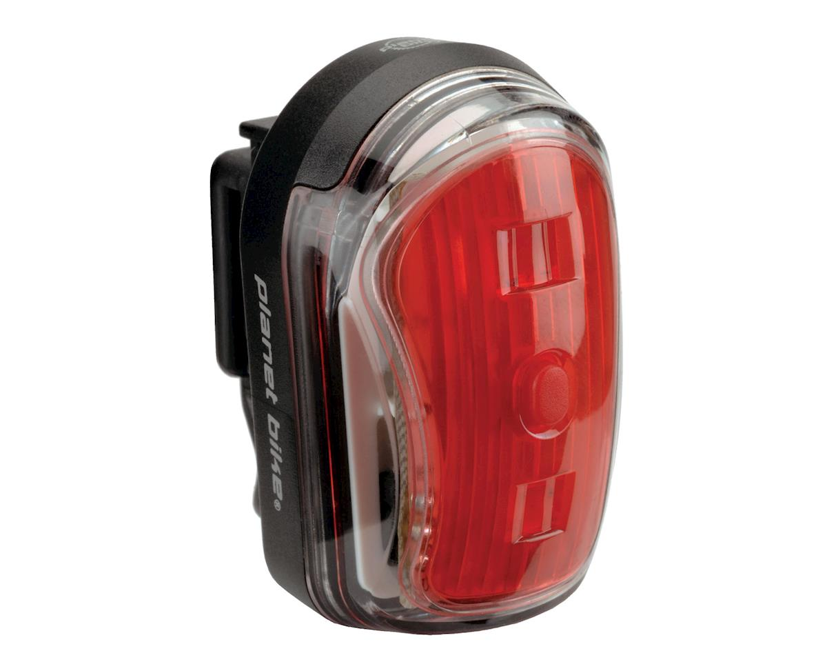 Planet Bike Superflash Micro Taillight (Red/Black)