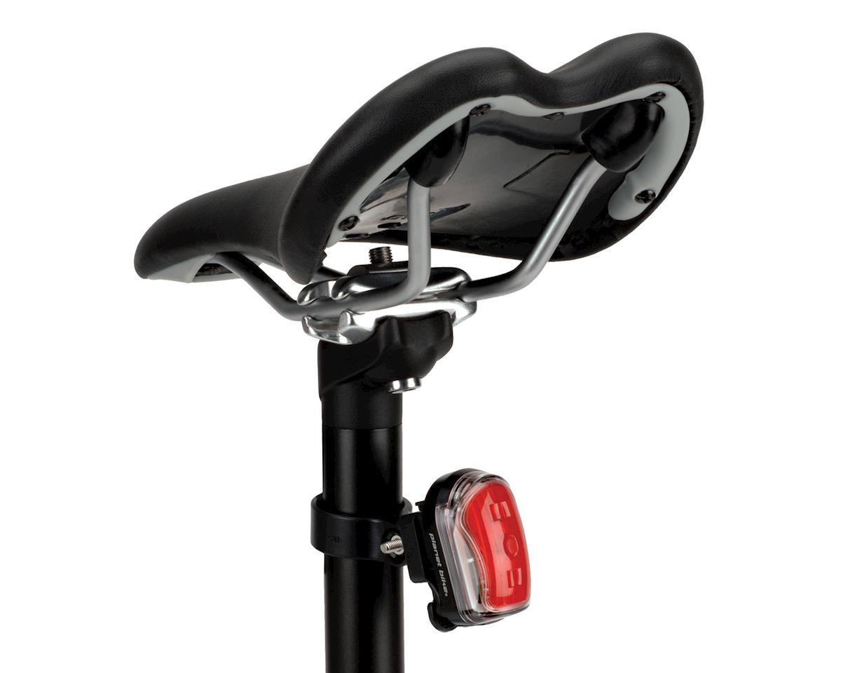 Planet Bike Superflash Micro Taillight (Red/Black)