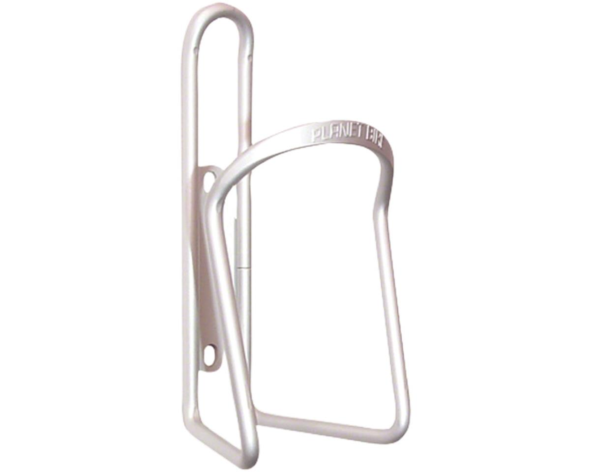 Planet Bike Alloy Bottle Cage (Silver)