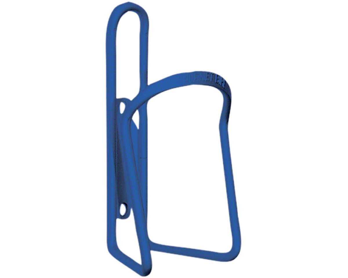 Planet Bike Alloy Bottle Cage (Blue Anodized)