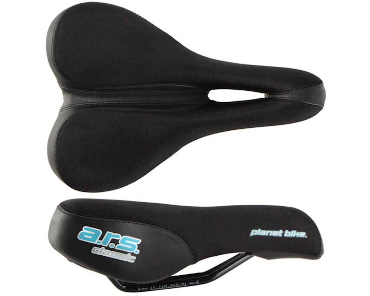 Planet Bike Ars Comfort Saddle Black Womens 5001 1