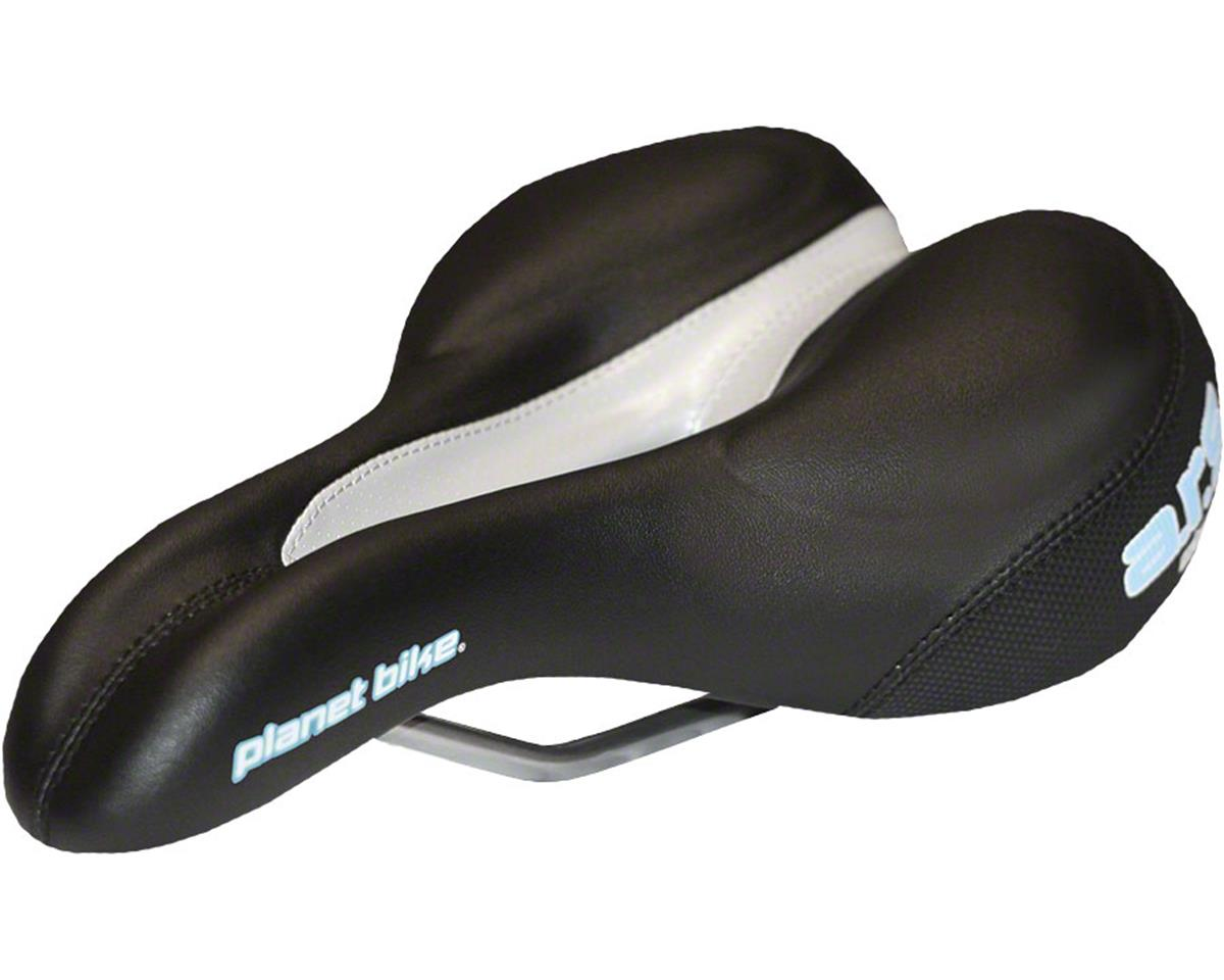 Planet Bike ARS Standard Anatomic Gel Saddle (Black) (Womens)