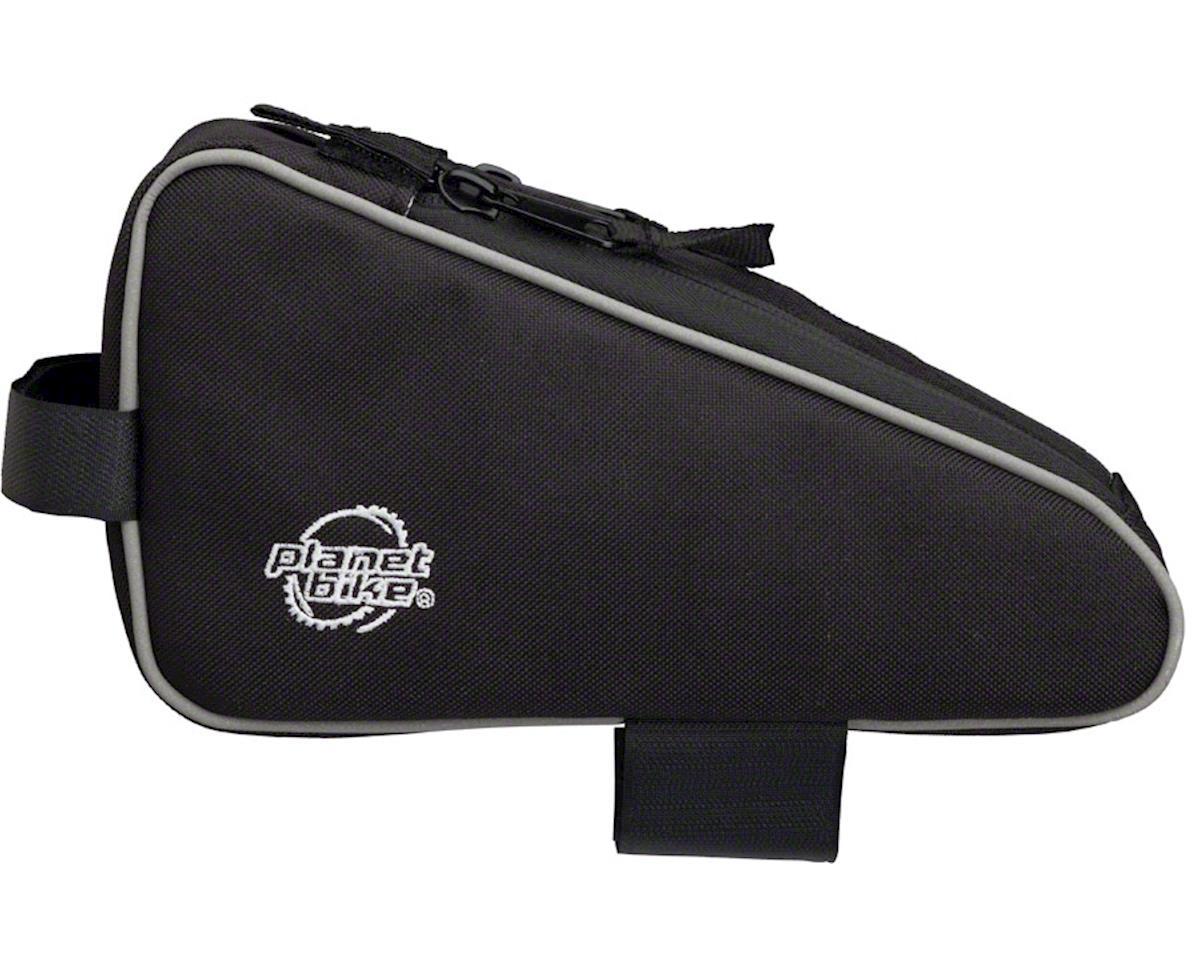 Planet Bike Lunch Box Top Tube/ Stem Bag: Black