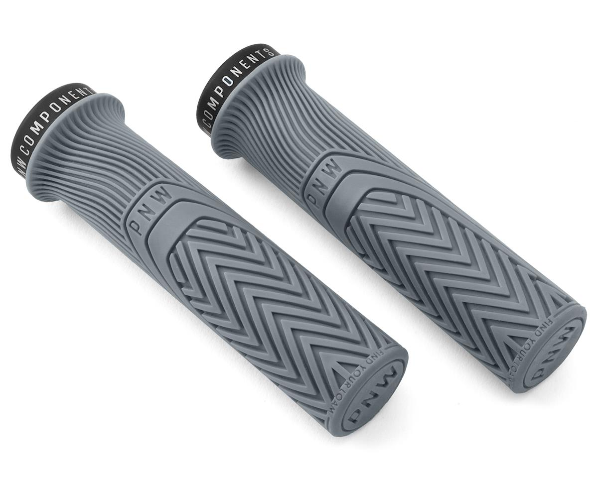 PNW Components PNW Loam Mountain Bike Grips (Cement Grey)