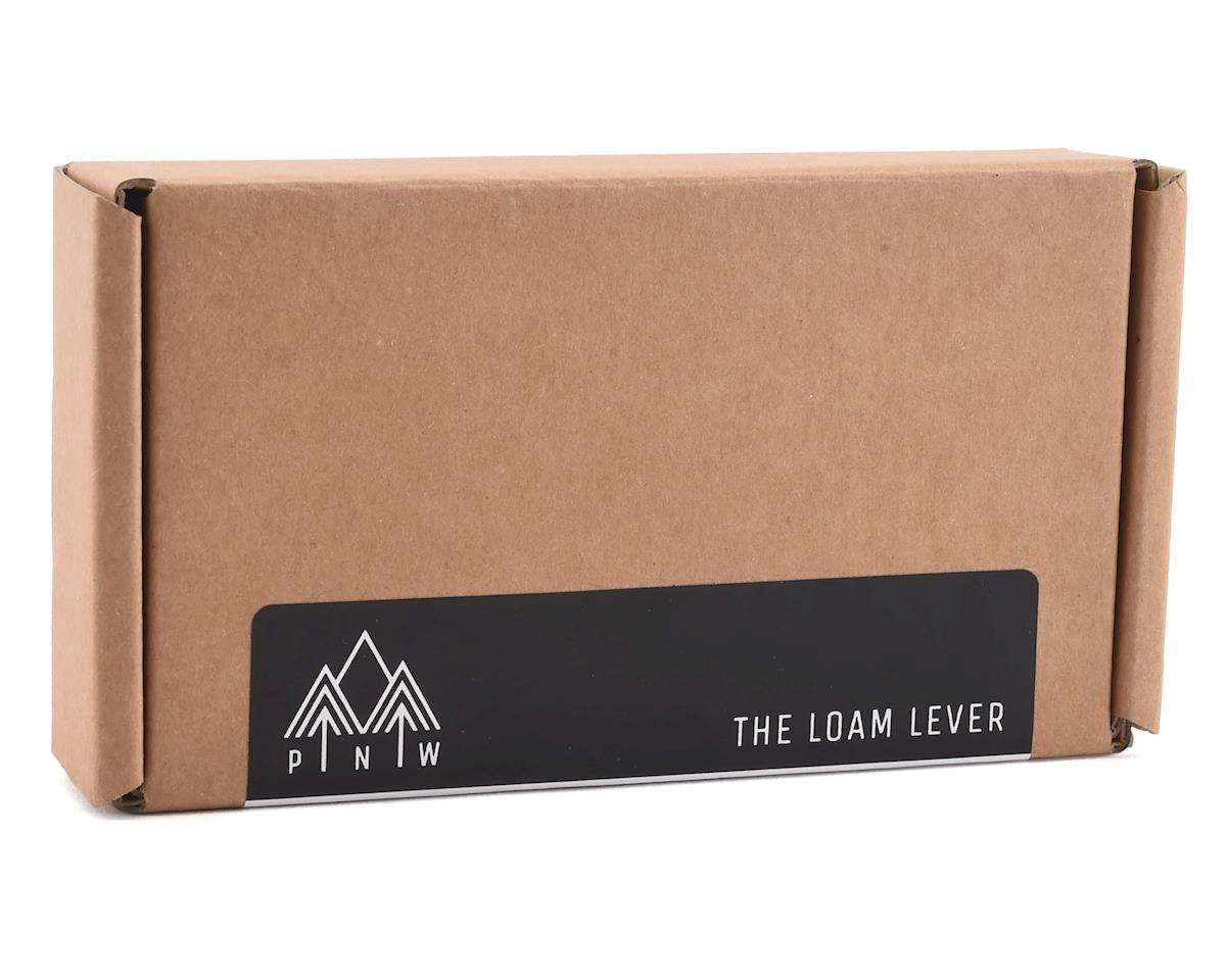 PNW Components Loam Lever Dropper Post Lever Kit (MatchMaker X) (Grey/Teal)