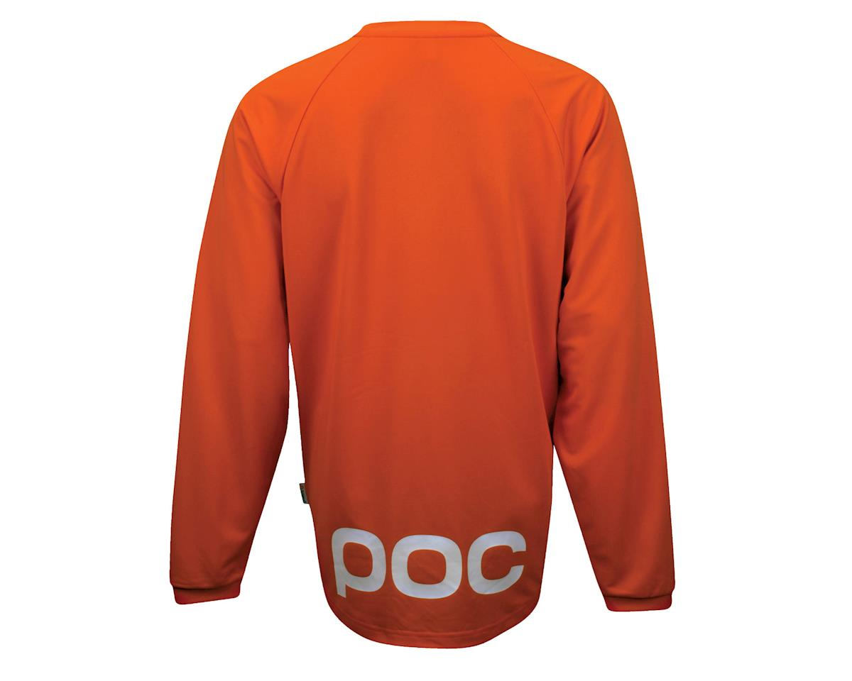 Poc DH Long Sleeve Jersey (Orange)