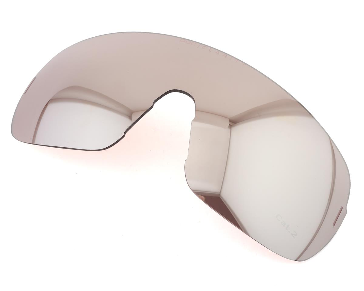 Image 1 for Poc Aim Sparelens (Brown/Silver Mirror)